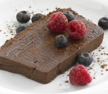 Iced Chocolate Parfait